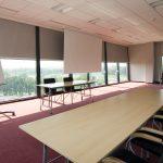 Konferenzraum Sichtschutz Soltis Opaque B99