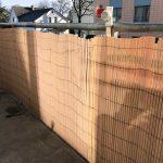 Balkonbespannung PVC