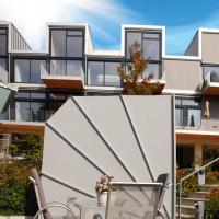 Sichtschutzwand für die Terrasse Pavoscrol Top
